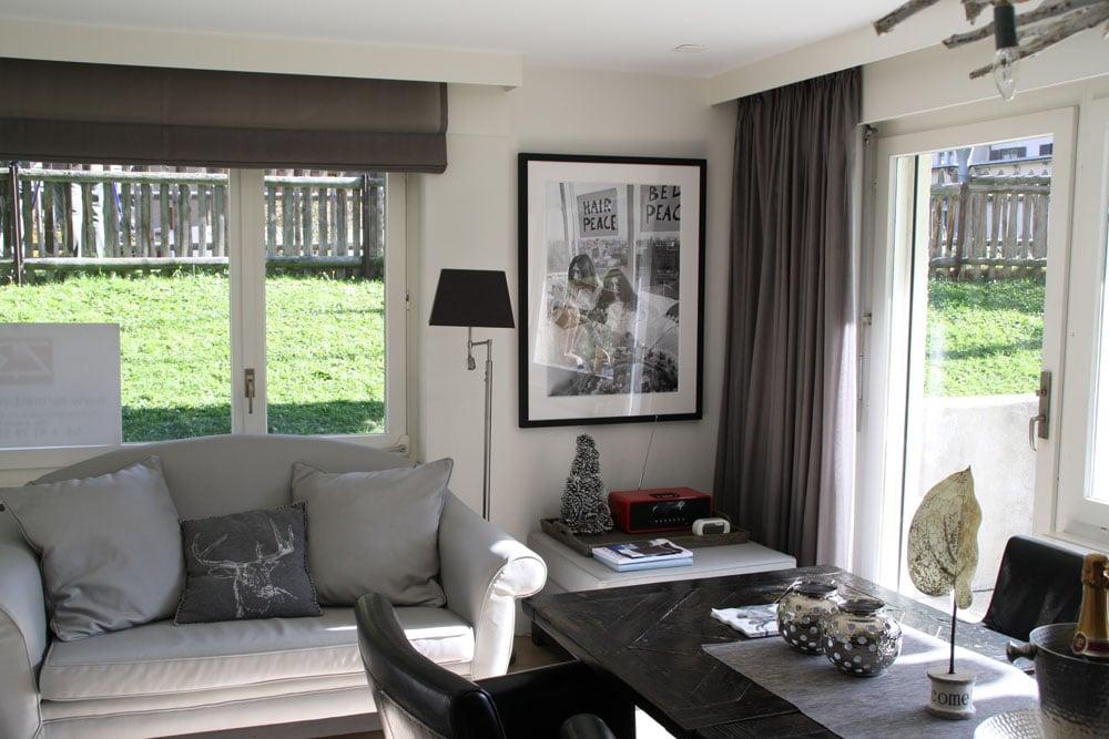 Haus Granit 2, max. 4 pers, Tuin