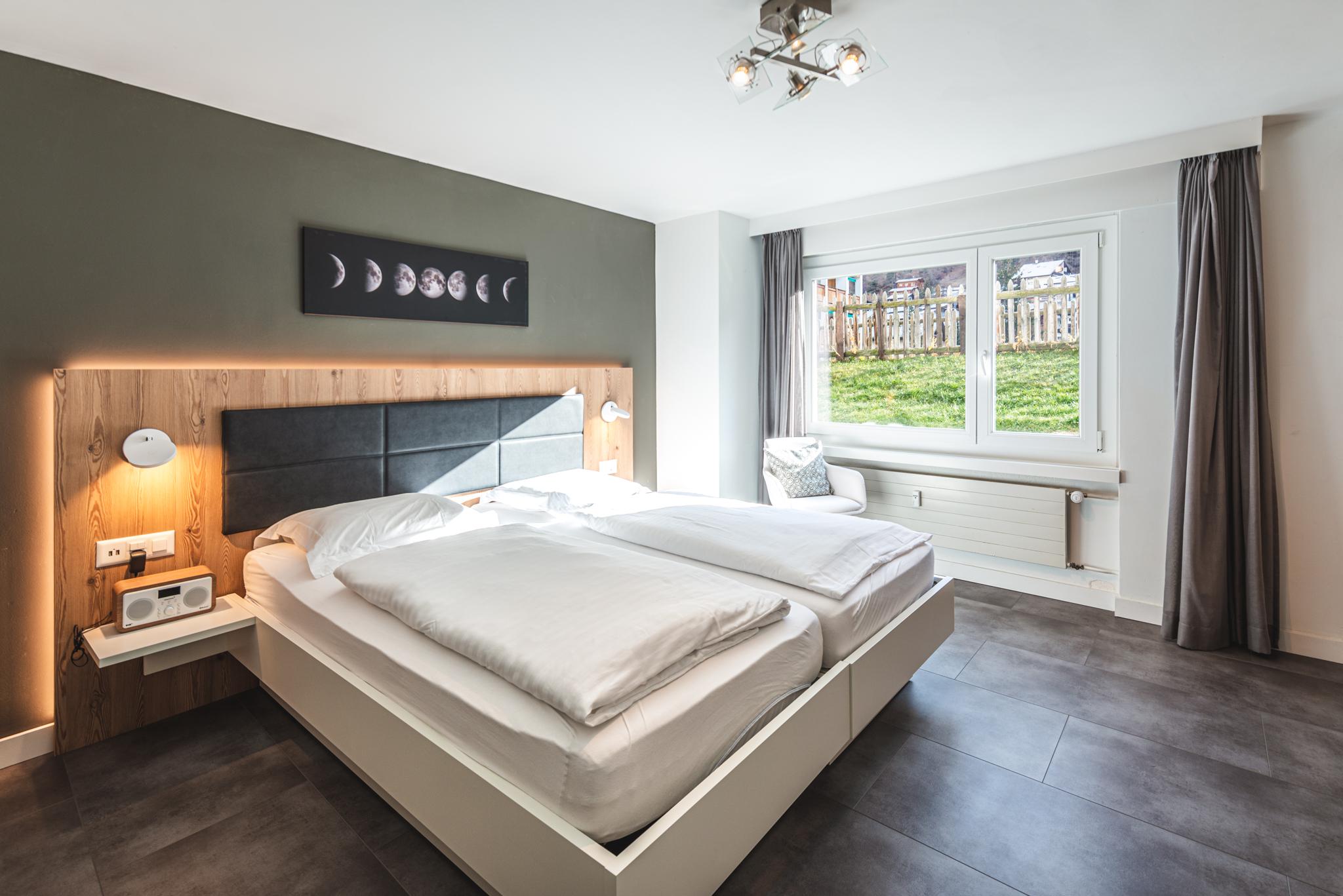 Haus Granit 3, 4 bedroom max. 8 pers, with garden.
